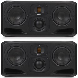 "ADAM S3H 3-Way Dual 7"" Midfield Monitors (Pair)"