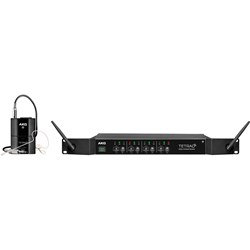 AKG DMSTetrad Performer Set Digital Wireless Mic System
