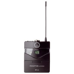 AKG PT45 High-Performance Wireless Body-Pack Transmitter for WMS45 System (Band A)