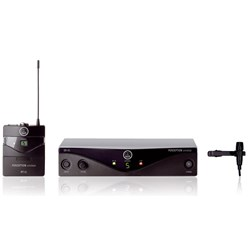 AKG Perception Wireless Lapel Mic System