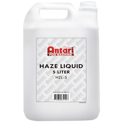 Antari HZL5 Haze Fluid 5 Litre (Oil Based)