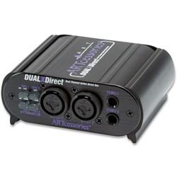 ART Pro Audio DualXDirect Dual Professional Active Active Direct Box