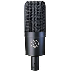 Audio Technica AT4033A Large Diaphragm Pre-Polarized Cardioid w/ Shock Mount & Case
