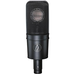 Audio Technica AT4040 Large Diaphragm Cardioid Condenser w/ Shock Mount & Carry Case