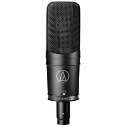 Audio Technica AT4050 Large Diaphragm Multi-Pattern Condenser w/ Shock Mount