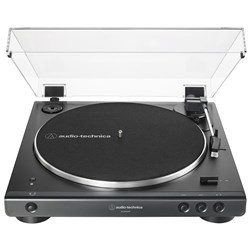 Audio Technica LP60X BT Belt Drive Turntable w/ Built In Preamp & Bluetooth (Black)