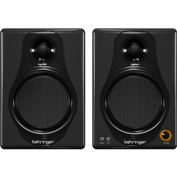 Behringer Media 40USB Active 40W Studio Monitors (Pair)