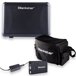 "Blackstar Superfly Pack 12w x 3"" Battery Powered Combo w/ Accessories"