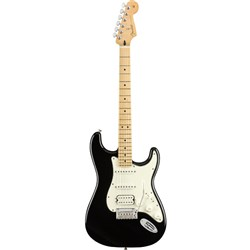 Fender Player Stratocaster HSS Maple Fingerboard (Black)