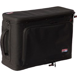 Gator GR RACKBAG 2UW 2U Lightweight Rack Bag w/ Tow Handle & Wheels