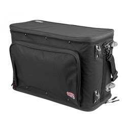 Gator GR RACKBAG 3UW 3U Lightweight Rack Bag w/ Tow Handle & Wheels