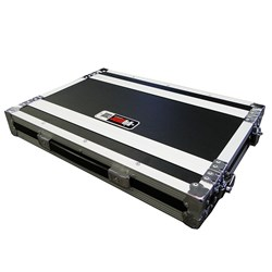 GigGear 1RU Rack Case for effects