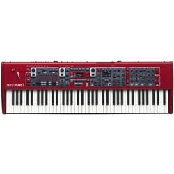 Nord Stage 3 HP76 76 Key Hammer Action Portable Keyboard