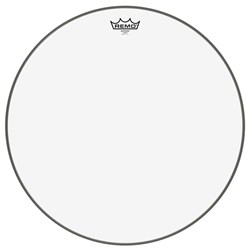 Remo BB-1320-00 Emperor Clear Bass Drumhead, 20""