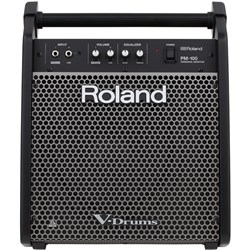 Roland PM100 High-Resolution Personal Monitor Amplifier for Roland V-Drums