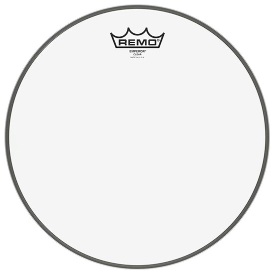 Remo BE-0312-00 Emperor Clear Drumhead, 12